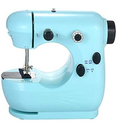 Mini máquina de coser Gluriz